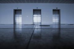 iStock_ 3 elevators Large