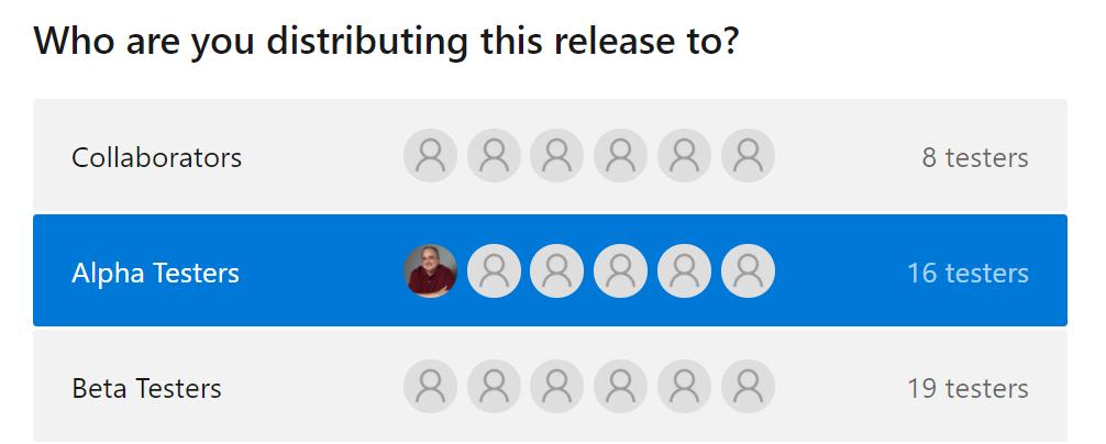App Center Distribution   Jesse Liberty